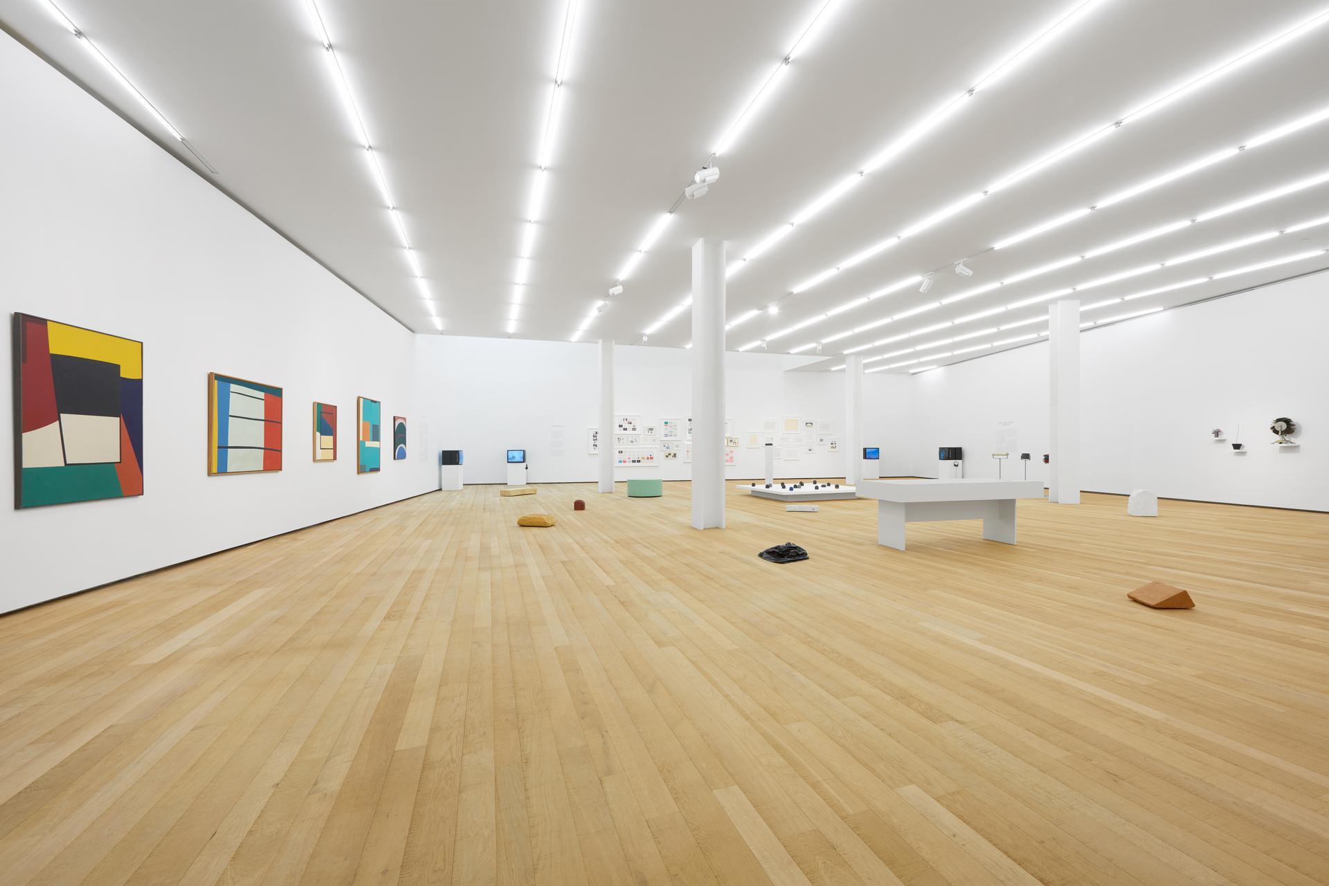 FONDAZIONE ANTONIO DALLE NOGARE – OPENING TODAY: Robert Breer. TIME OUT – 12.9.2020 – 5.6.2021, Bolzano
