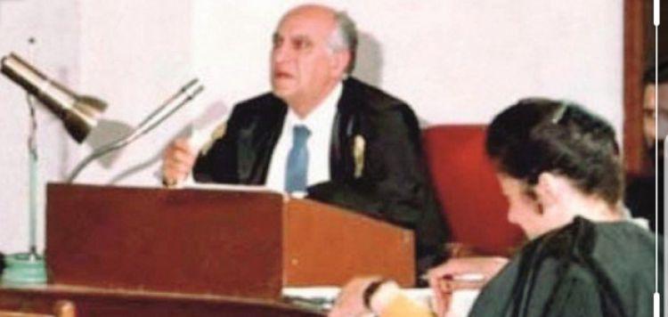 Anniversario omicidio giudice Alberto Giacomelli