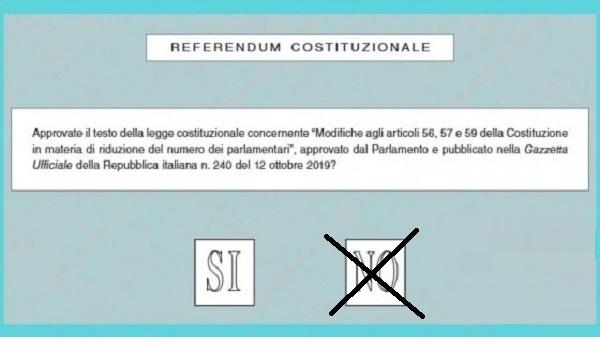 Referendum- Lucia Pinsone (Vox Populi): votare NO contro i corruttibilizerbini politici