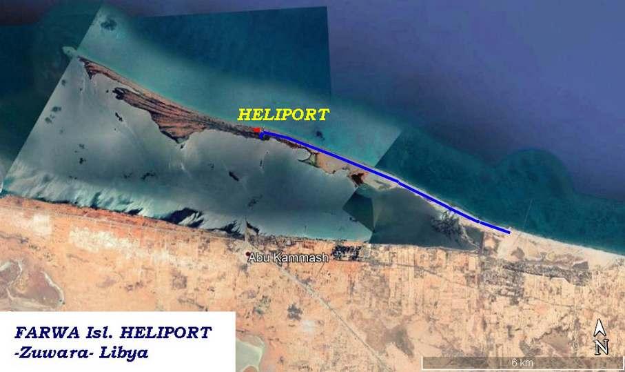 LIBIA – UN ELIPORTO PER GLI AMAZIGH
