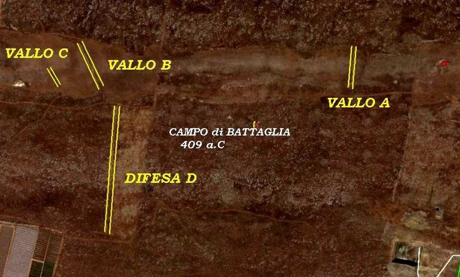 Mazara del Vallo – 409 a.C – In ricordo della distruzione di Selinunte