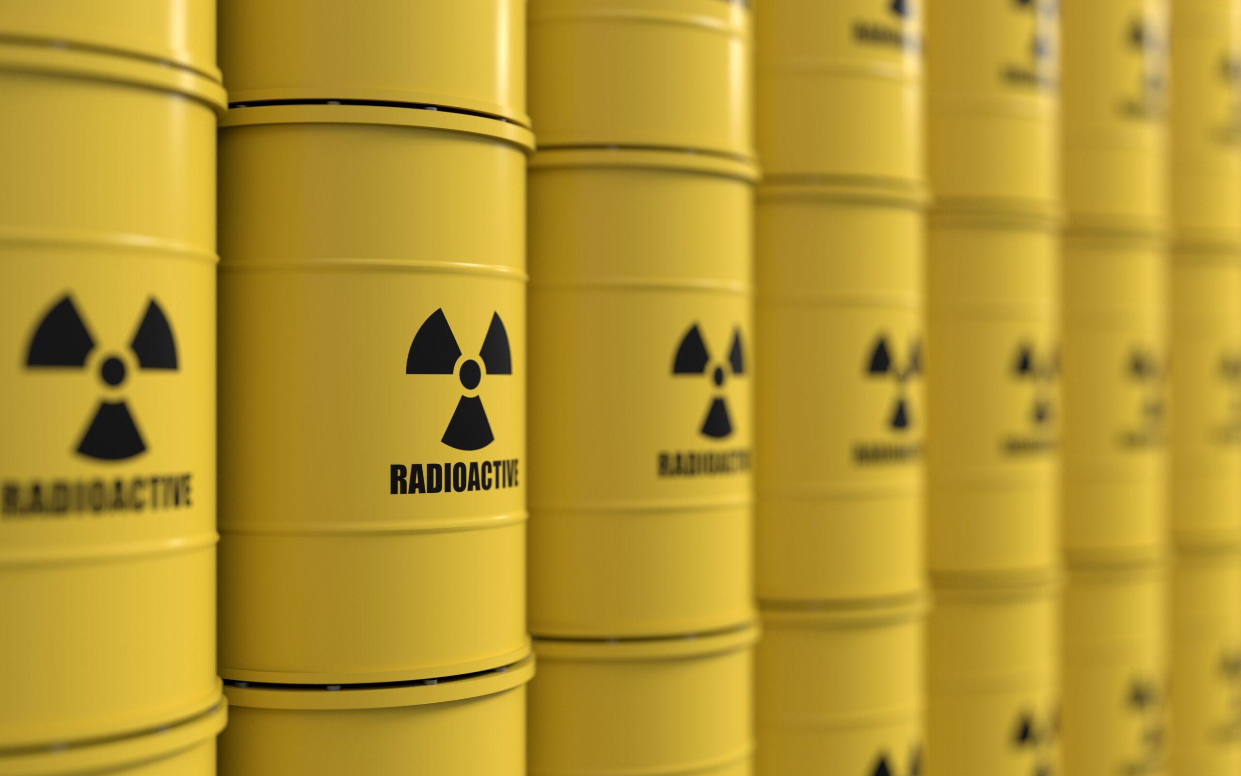 Abbiamo già dato! BCsicilia contraria allo stoccaggio di scorie radioattive nell'Isola.