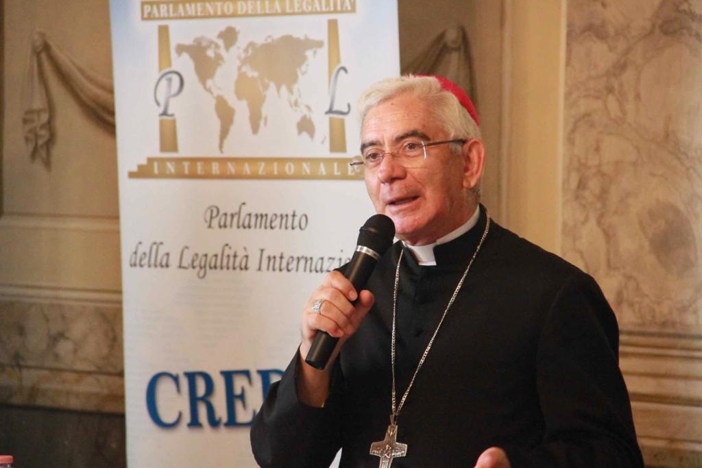 """Omicidio Giuseppe Di Matteo. Mons. Michele Pennisi: """"la Chiesa ha la responsabilità della formazione di una coscienza civile diffusa"""