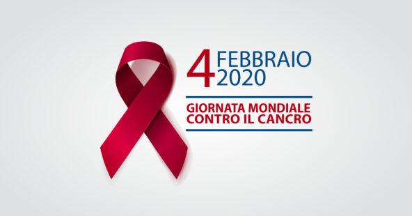 Iniziativa per Giornata mondiale contro il cancro 2021