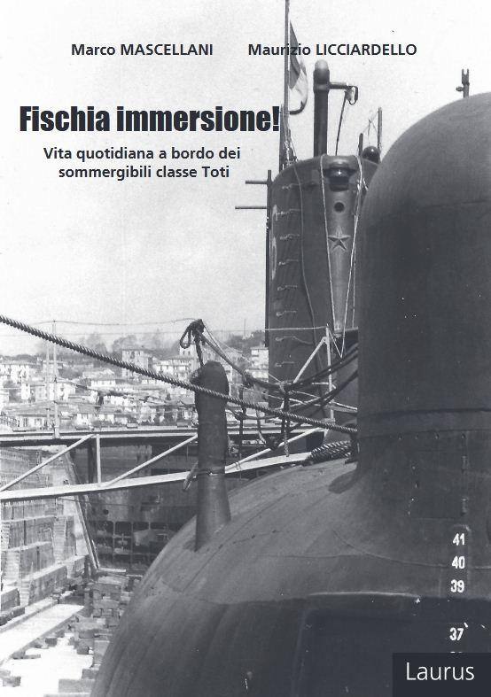 """Iniziativa di BCsicilia """"30 Libri in 30 Giorni"""", si presenta il volume di Marco Mascellani e Maurizio Licciardello: """"Fischia Immersione!""""."""
