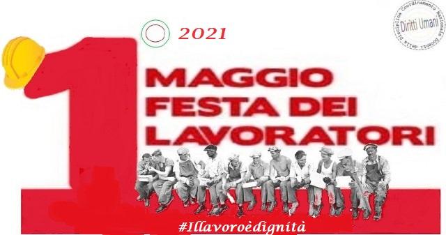 Festa dei lavoratori 2021