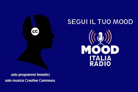 Nasce MoodItalia Radio, la web radio in Creative Commons. Presentazione in conferenza stampa il 7 maggio alle ore 16:30
