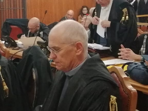 La solidarietà dei familiari di vittime innocenti di mafia al Procuratore Gabriele Paci