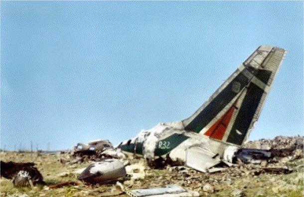 In ricordo della tragedia del volo Dc 8 Alitalia I-DIWB, AZ112 2021
