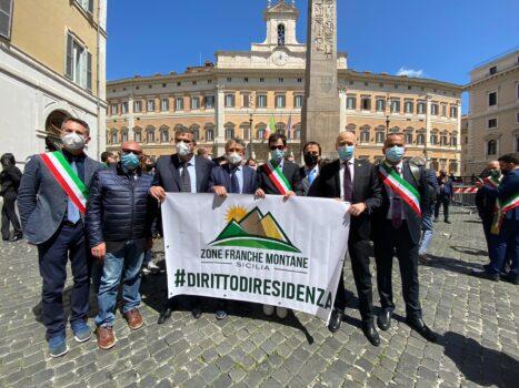 Zone Franche Montane Sicilia: domani sit in dei sindaci a Palazzo dei Normanni