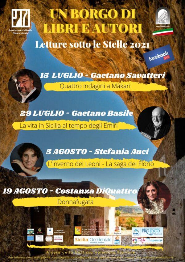Una veste turistica per la nuova edizione di «Un Borgo di Libri ed Autori» alla «Grotta Mangiapane».