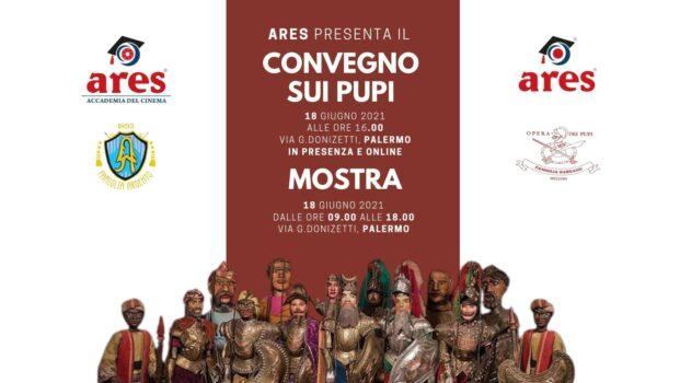 La storia dei pupi siciliani raccontata dalle famiglie Argento e Gargano. Un evento dell'Accademia di Cinema Ares