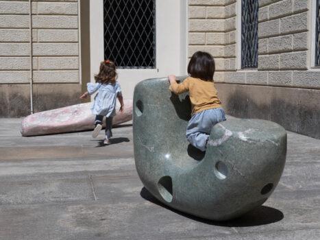FURLA SERIES – NAIRY BAGHRAMIAN. Misfits | open all summer until 26.09.2021 | GAM – Galleria d'Arte Moderna, Milan
