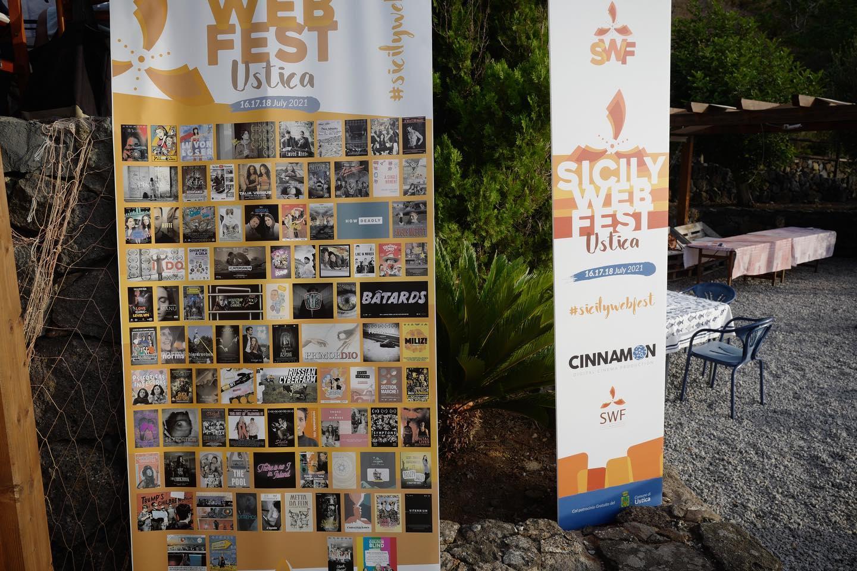 """""""Sicily Web Fest 2021"""": """"Good Monsters"""" consacrata migliore serie delll'anno. L'isola di Ustica si conferma scenario ideale per creare sinergie"""