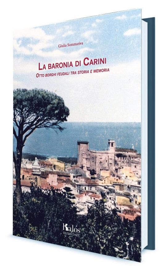 """Isola delle Femmine, si presenta a cura del Comune e BCsicilia il libro """"La Baronia di Carini"""" di Giulia Sommariva."""