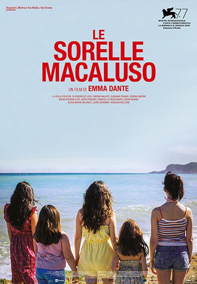 """Nell'ambito della manifestazione """"Le Notti di BCsicilia"""", proiezione del film """"Le sorelle Macaluso"""" di Emma Dante."""