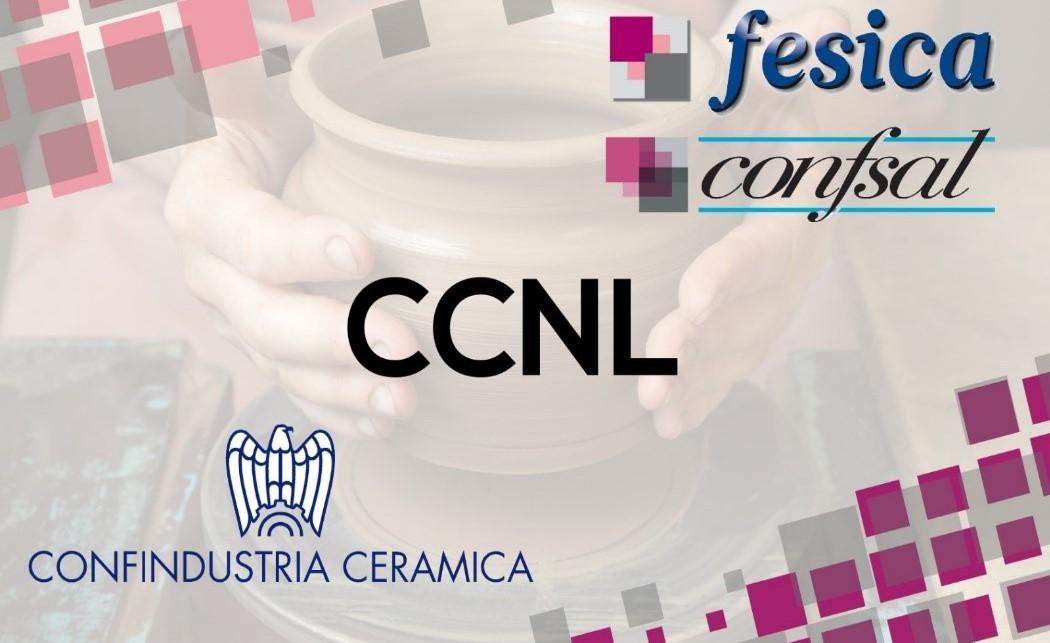 """Lavoro: Rinnovato il CCNL del settore ceramico """"Confindustria – Fesica"""""""