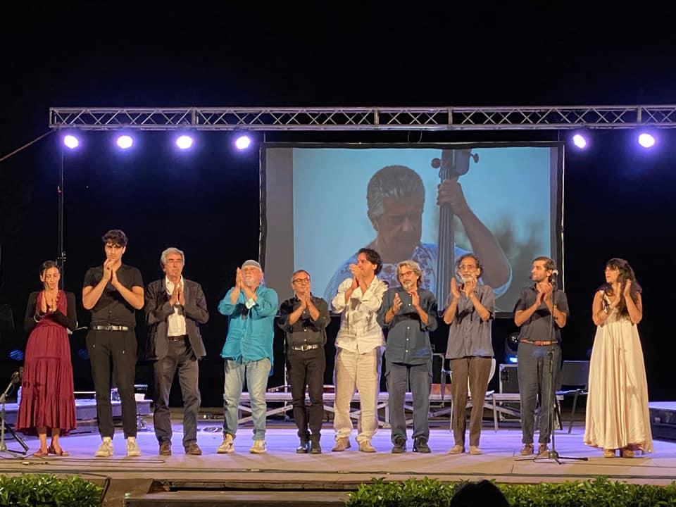 """Andranno ai bambini di Khan Younis i 5mila euro raccolti con la serata organizzata al Teatro di Verdura dall'associazione """"Voci nel Silenzio"""