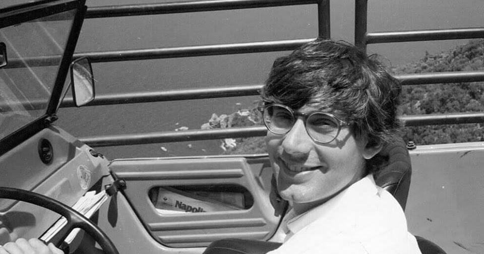 Commemorazione 36° anniversario dell'uccisione di Giancarlo Siani