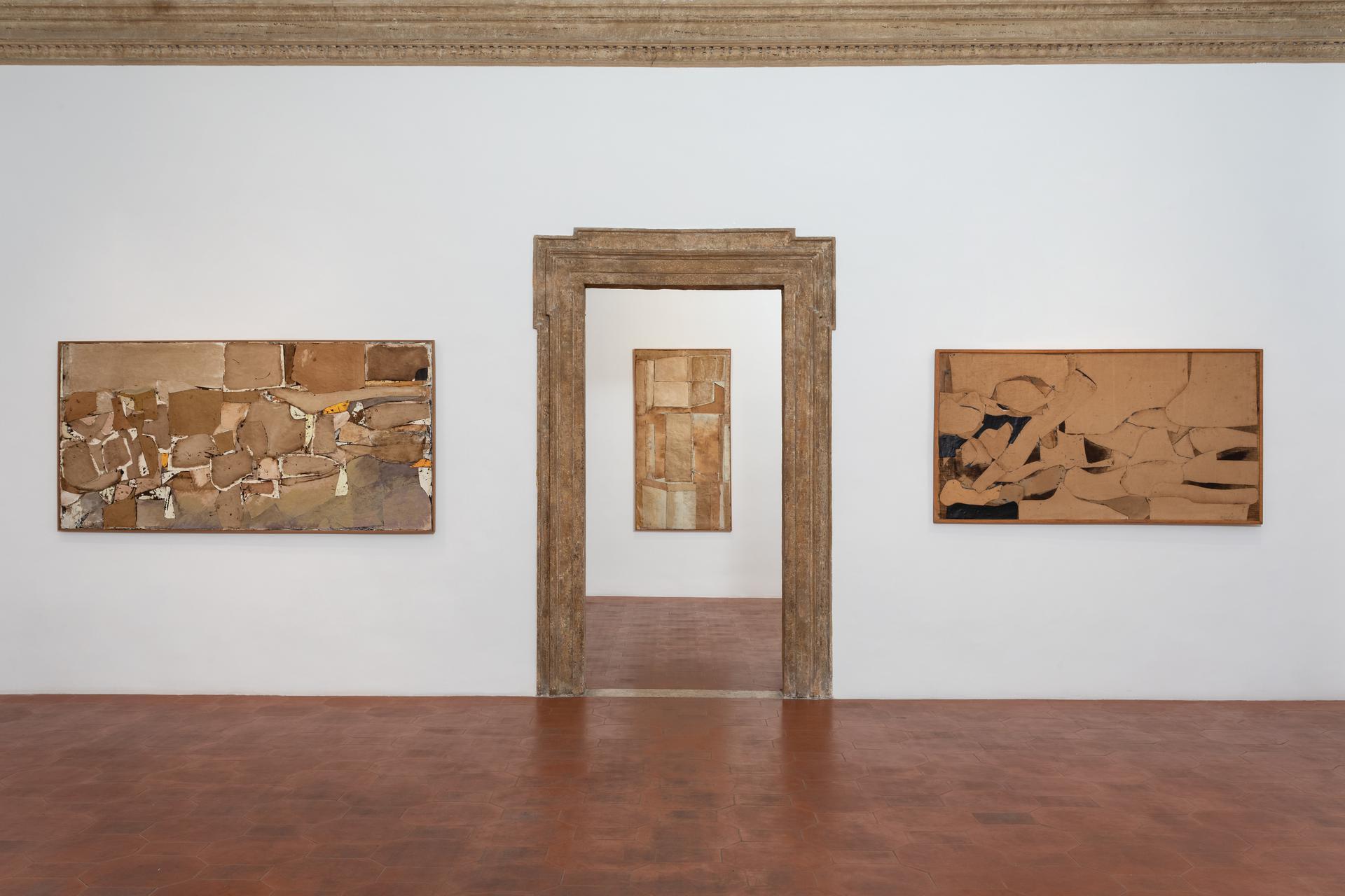 OPENING TODAY: Galleria MATTIA DE LUCA presents CONRAD MARCA-RELLI – from October 9th, 2021 at Palazzo Albertoni Spinola in Rome