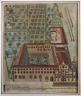 Palermo, visita guidata alla Caserma Ruggero Settimo ex convento di S. Francesco di Paola: dagli affreschi secenteschi alla storia militare contemporanea.