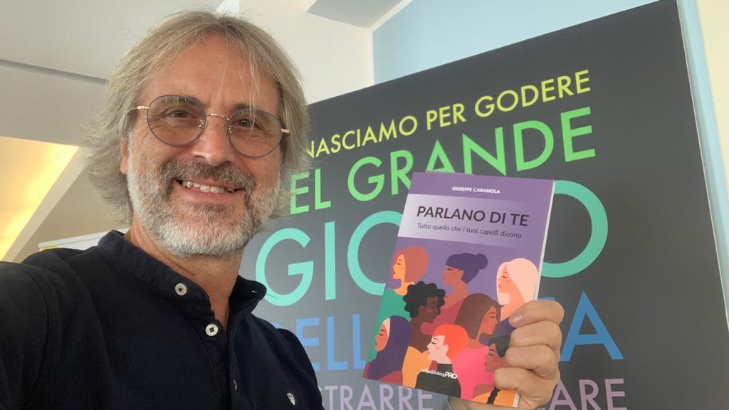 """Domenica Favorita: Presentazione del libro """"Parlano di te."""" di Giuseppe Caramola. I proventi alle pazienti oncologiche"""